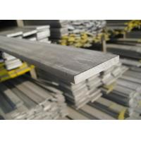 304 Turn Smooth Polished Stainless Flat Bar , 0.3 - 6mm Thickness Flat Metal Bar Manufactures