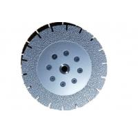 7 Inch Vacuum Brazed Diamond Cutting Blade Both Side Coated 180MM * M14 Manufactures