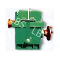 Lifting Machine Double Helical Gearbox Worm Gear Reduction Box Manufactures