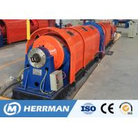 Auto Wire Cable Machine , Rigid Stranding Machine 1.3~5.0mm Single Wire Diameter Manufactures