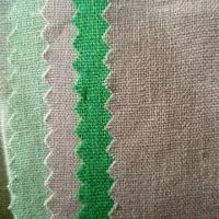 Linen/Cotton Blended Dyed Fabric for Home Textiles, Shirts and Pants Manufactures