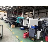 HJF780 Plastic Injection Molding Machine 470×470mm Tie Bar Low Noise Manufactures
