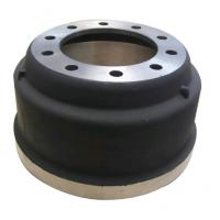 HT250 Grey Cast Iron / Resin Sand Casting Brake Drum for Heavy Duty Truck Trailer Manufactures
