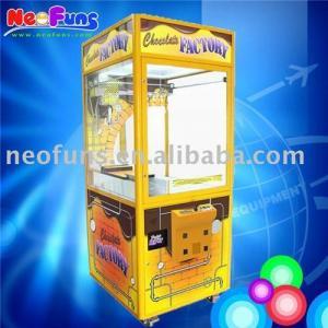 Mini Chocolate crane machine Manufactures