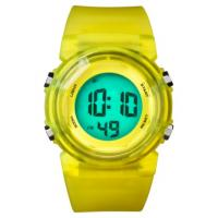 Water-resistant Digital Plastic Watch (JS-7006) Manufactures