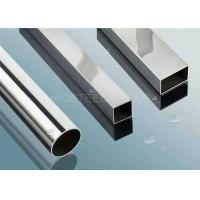 2205 2507 904L 25SMo Duplex Stainless Steel 304 Tube With SGS BV Approved Manufactures