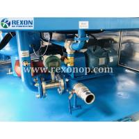 Weather Proof Type Bipolar Vacuum Electric Insulating Oil Purifier Machine 12000Liters/Hour Manufactures