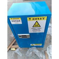 Acid Corrosive Storage Cabinets / Safety Storage Cabinets 90 gallon lab farmer use Manufactures