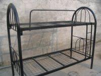 China metal bunk bed on sale