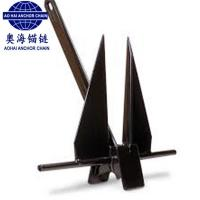 China 15000kgs Danforth High Holding Power Anchor Marine Anchor on sale