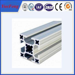 Aluminium rolled products OEM t-nuts aluminum profile factory, t slot industrial aluminum Manufactures