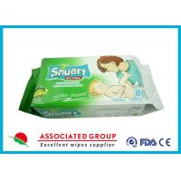 China Alcohol Free Baby Wipes on sale