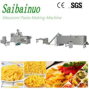 China Rice Drinking Straw Processing Line Pasta Macaroni Straw Food Making Machine on sale