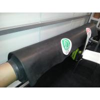 Antislip Flexible Rubber Sheet / Food Grade EPDM Rubber Sheet Without Smell Manufactures