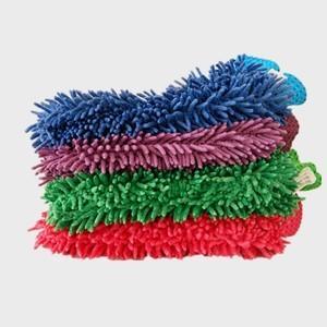 Microfiber Chenille Glove Manufactures