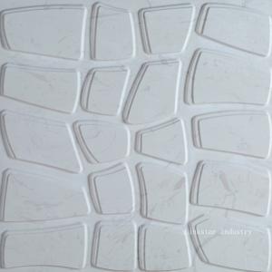 3D decor stone wall art panel design Manufactures