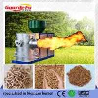 2013 The Newest second generation biomass pellets burner Manufactures