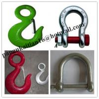 Safety Anchor Shackle&Bow shackle,Stainless steel shackle Manufactures