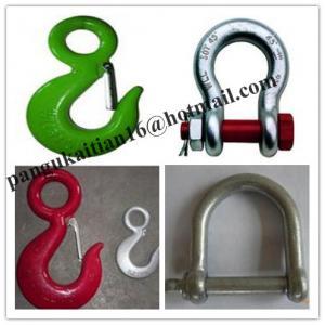 Shake-proof shackle&Heavy shackle,Roller Shackle Manufactures