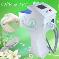 China 2015 home use multifunction SHR IPL hair removal laser machine on sale