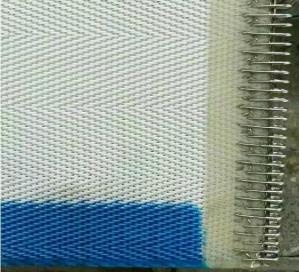 Sludge Dewatering Conveyor Dryer Belt , Waste Water Treatment Screen Manufactures