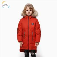 Wholesale Children Down Clothes Outerwear Windproof Warm Winter Kids Cheap Fashion Boys Coats Jackets Manufactures