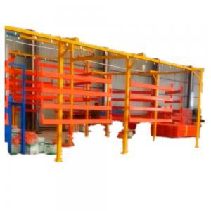 China Manufacturer Epoxy Powder Coating Machine powder coating line Manufactures