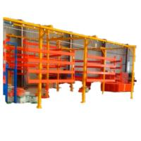 China Manual powder coating plant for motorcycle manufacturer cheap price on sale