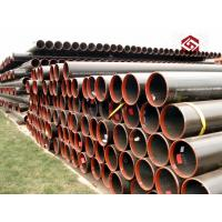 Petroleum Round Hot Rolled Seamless Steel Tube St52 DIN1629 / DIN2448 JIS G4051 S20C Manufactures