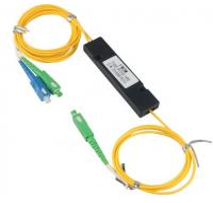 Fiber Optic Cable Adapter WDM FWDM Splitter 1X2 Coupler RoHS CE Certification Manufactures