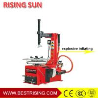 car workshop used semi automatic home tire changer with inflator of