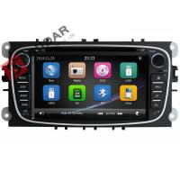 Ford Focus C - MAX Galaxy 2 Din Car Dvd Player With 1080P Video Play Ipod Manufactures