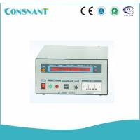 One Phase Automatic Voltage Stabilizer Bypass Protection With Instant Trip Breaker Manufactures