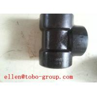 TOBO STEEL Group ALLOY C2000 forged threaded tee Manufactures