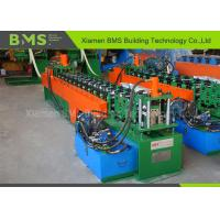 China L Trim Steel Stud Roll Forming Machine With Full Auto Punching And Cutting System on sale