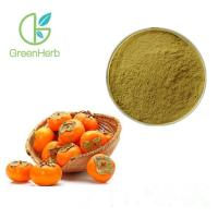 China 100% Natural Healthy Product Persimmon Extract / Persimmon Fruit Extract Powder on sale