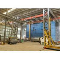 China Custom  L Type Hot Dip Galvanizing Production Line Plant Workshop One Stop Service on sale