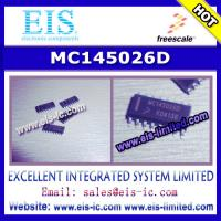 China MC145026D - FREESCALE - Encoder and Decoder Pairs CMOS on sale