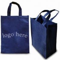 Nonwoven Tote Bag, Suitable for Picnics or Outdoor Activities, Green Product Manufactures
