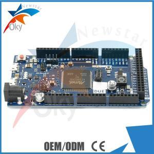 DUE R3 Arduino Controller Board , SAM3X8E 32-bit ARM Cortex-M3 Control Board Manufactures
