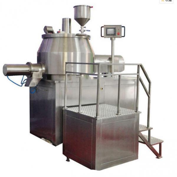 Quality 600L Pharmaceutical Powder Granulator Machine Wet Type Granulator Equipment for sale