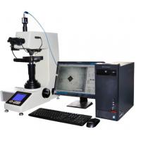 Accurate Hardness Testing Machine , Fully Automatic Vickers Hardness Tester Manufactures