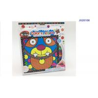 9 Inch Kitty Cat Kids Drawing Board Toys With 6 Washable Color Markers Manufactures