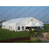 Outdoor Luxury Wedding Tent for Wedding Ceremony Manufactures