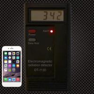 Enerna IoTech Electromagnetic Radiation EMF Meter Dosimeter Frequency Tester R100 Digital LCD Electromagnetic Meter Manufactures