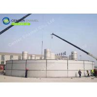 China Lightweight Stainless Steel Bolted Tanks For Agricultural Irrigation Easy To Assemble on sale