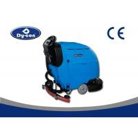 Automatic Ground Floor Scrubber Dryer Machine Mobile Clean In Place Station Manufactures