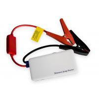 China Rechargeable portable car battery jump starter 12 Volt 4500mah 200A - 400A on sale