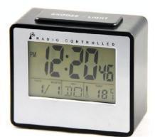Quality radio controlled alarm clock for sale