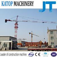 China TC5008 4t load tower crane with 30m independent height on sale
